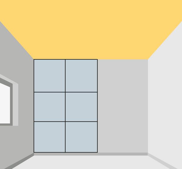 wande schnell streichen. Black Bedroom Furniture Sets. Home Design Ideas
