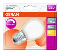 Osram LED Tropfenlampe Superstar