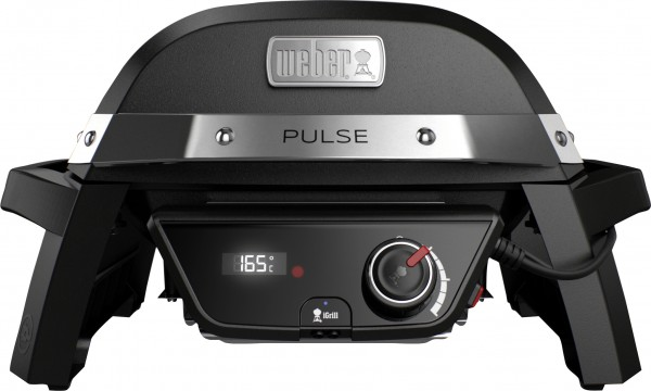 Weber PULSE 1000 Elektrogrill Black