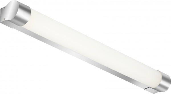 Briloner LED Bad-Wandleuchte Splash chrom 59,2 cm