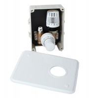 Veria Thermostat-Ventil AquaMat Kombibox RTL & TH
