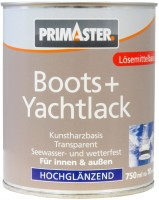 PRIMASTER Boots+Yachtlack