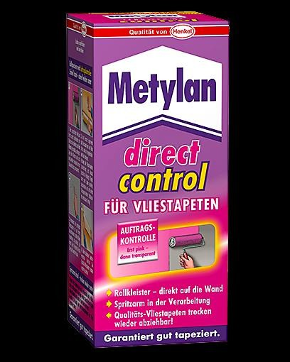 Metylan Rollkleister Direct control 200 g
