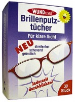 Wundmed Brillenputztücher