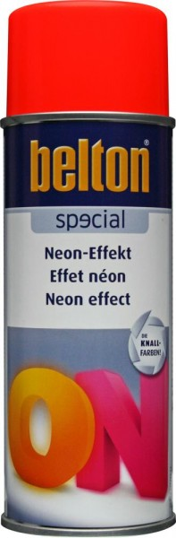 belton special Neon-Effekt Spray 400 ml rot