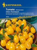 Kiepenkerl Tomate Yellow Pearshaped