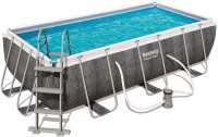 Bestway Pool Set Power Steel Deluxe