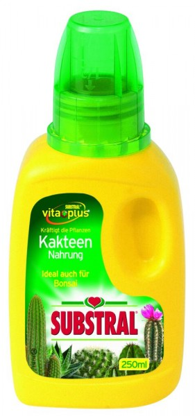 Substral Kakteen Nahrung 250 ml