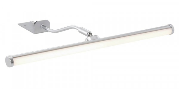 Briloner LED Bad-Aufbauleuchte Splash chrom 1-flammig