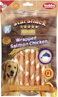 Nobby StarSnack Wrapped Salmon