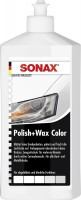Sonax Polish + Wax Color Nano Pro weiß