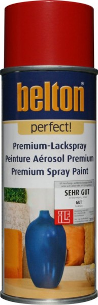 belton perfect Lackspray 400 ml rot