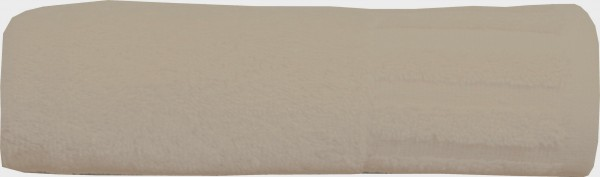 Seestern Duschtuch uni taupe 70 x 140 cm