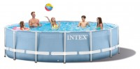 Intex Frame-Pool-Set Prism Rondo 457 cm