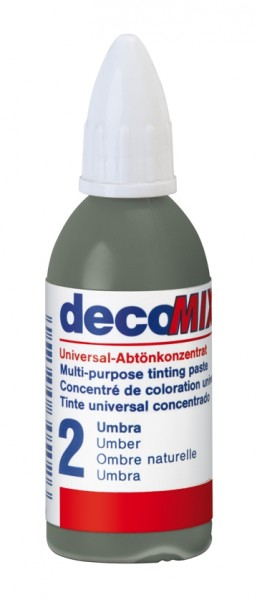 Decotric Abtönkonzentrat 20 ml umbra