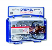 Dremel SpeedClic Schneidt-Set