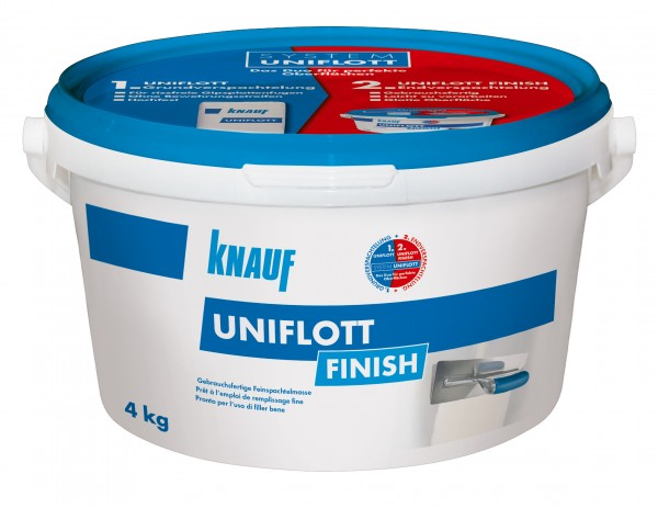 Knauf Uniflott Finish 4 kg