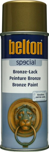 belton special Bronze-Lack 400 ml gold