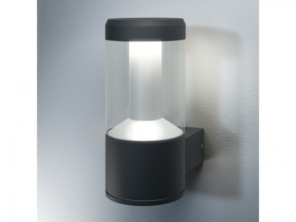 OSRAM LED Außenwandleuchte Smart+ Smart Outdoor, 12 W, 650 lm, RGB, dimmbar