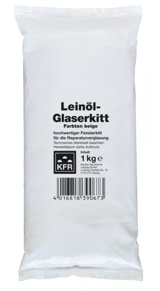 Decotric Leinöl-Glaserkitt 1 kg