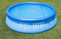 Intex Solarabdeckplane für Easy Pool