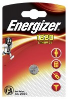 Energizer Knopfzelle CR1220
