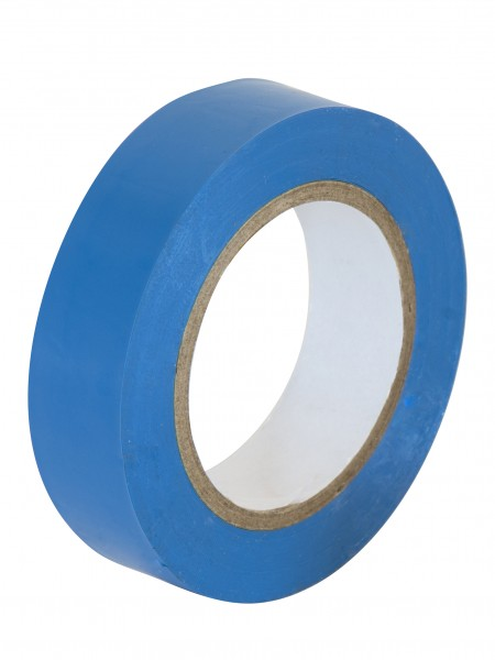 Nespoli Isolierband 15 mm x 10 m blau