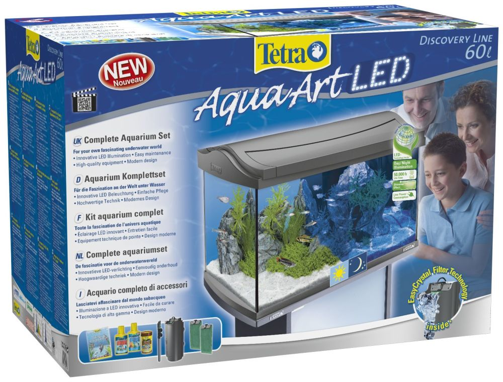 tetra aquarium set 60 l aquarien sets globus baumarkt online shop. Black Bedroom Furniture Sets. Home Design Ideas