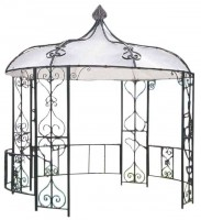 PRIMASTER Metallpavillon Orient