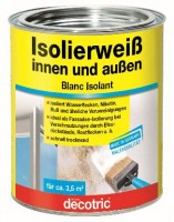Decotric Isolierweiß