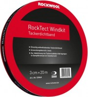 Rockwool Tackerdichtband RockTect Windkit