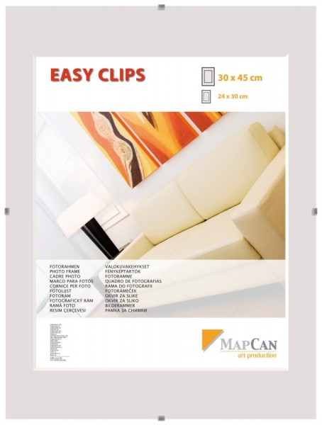 The Wall Cliprahmen Easyclips Normalglas 30 x 45 cm