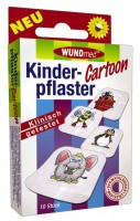 Wundmed Kinderpflaster Zoo