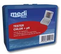 MediPool Chlor/pH-Tester