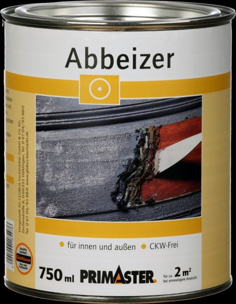Primaster Abbeizer 750 ml