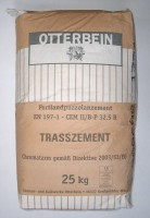 Trasszement chromatarm
