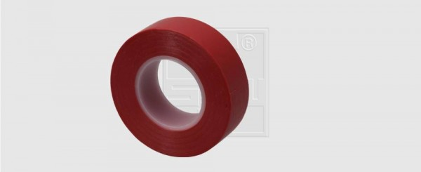 SWG Kunststoffisolierband rot 15 mm x 10 m