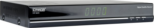 Schwaiger Digitaler Satellitenreceiver DSR6020 011