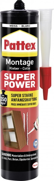 Pattex Montage Super Power 370 g