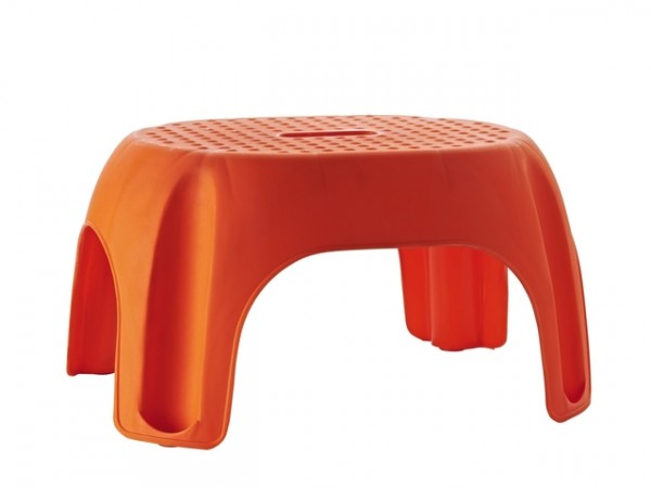 Ridder Bad-Schemel Eco orange