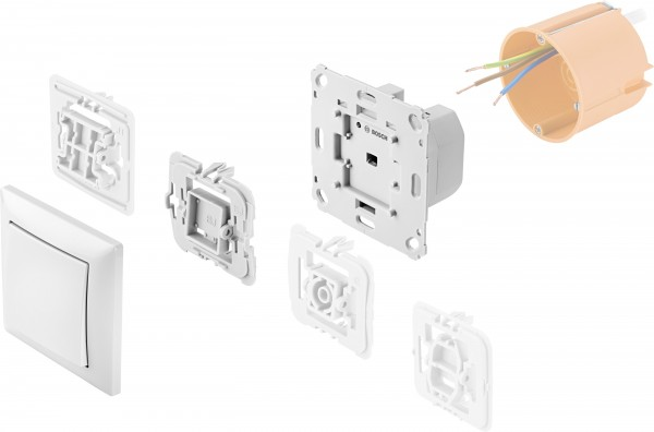 Bosch Smart Home Busch Jaeger Adapter 3er Set