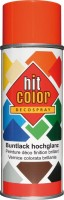 belton Hitcolor Lackspray reinorange,
