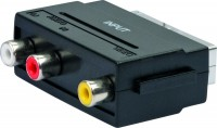 Schwaiger CINCH/SCART Adapter