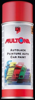 Multona Autolack blau 761-12 400 ml