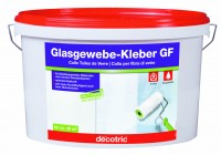 Decotric Glasgewebe-Kleber GF