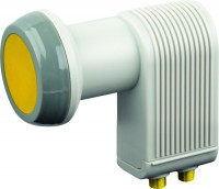 SCHWAIGER - Twin LNB, Sun Protect, digital