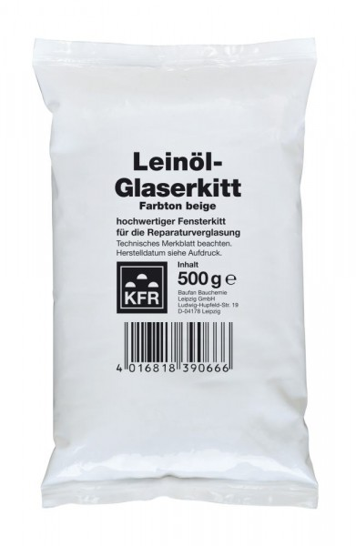 Decotric Leinöl-Glaserkitt 500 g