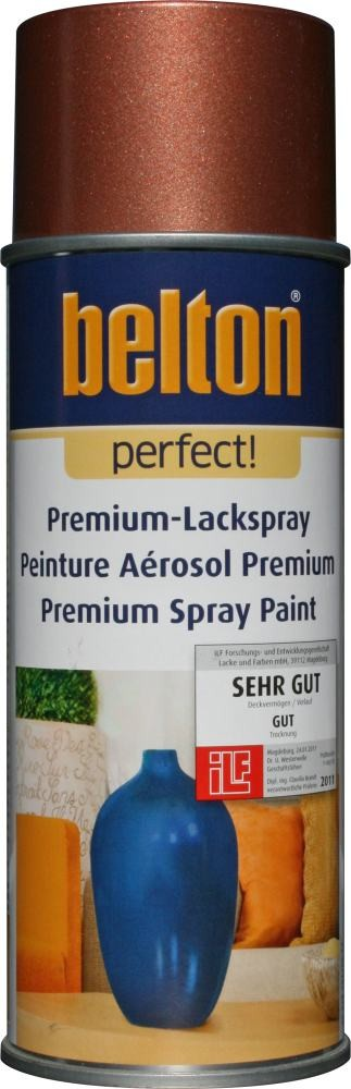 #belton perfect Lackspray 400 ml, kupfer#