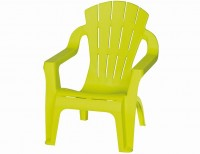 Progarden Kinder-Deckchair lime green