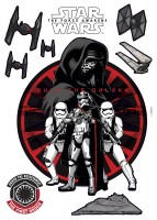 Komar Decosticker Star Wars